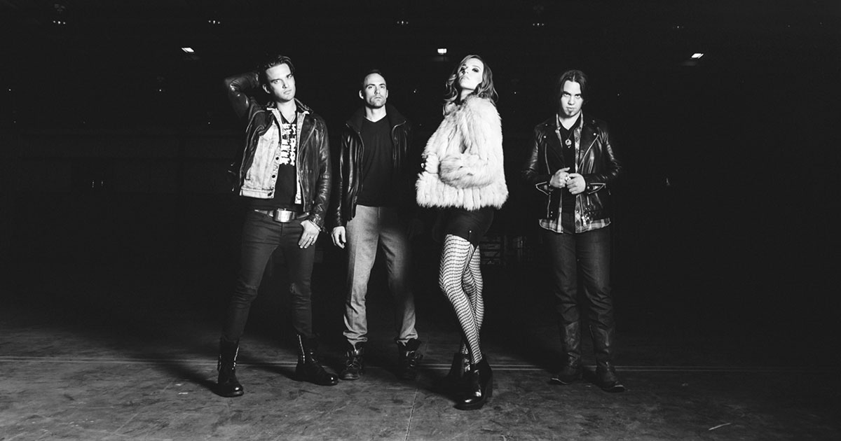The new official halestorm fan club welcome packages are here the new official halestorm fan club welcome packages are here m4hsunfo