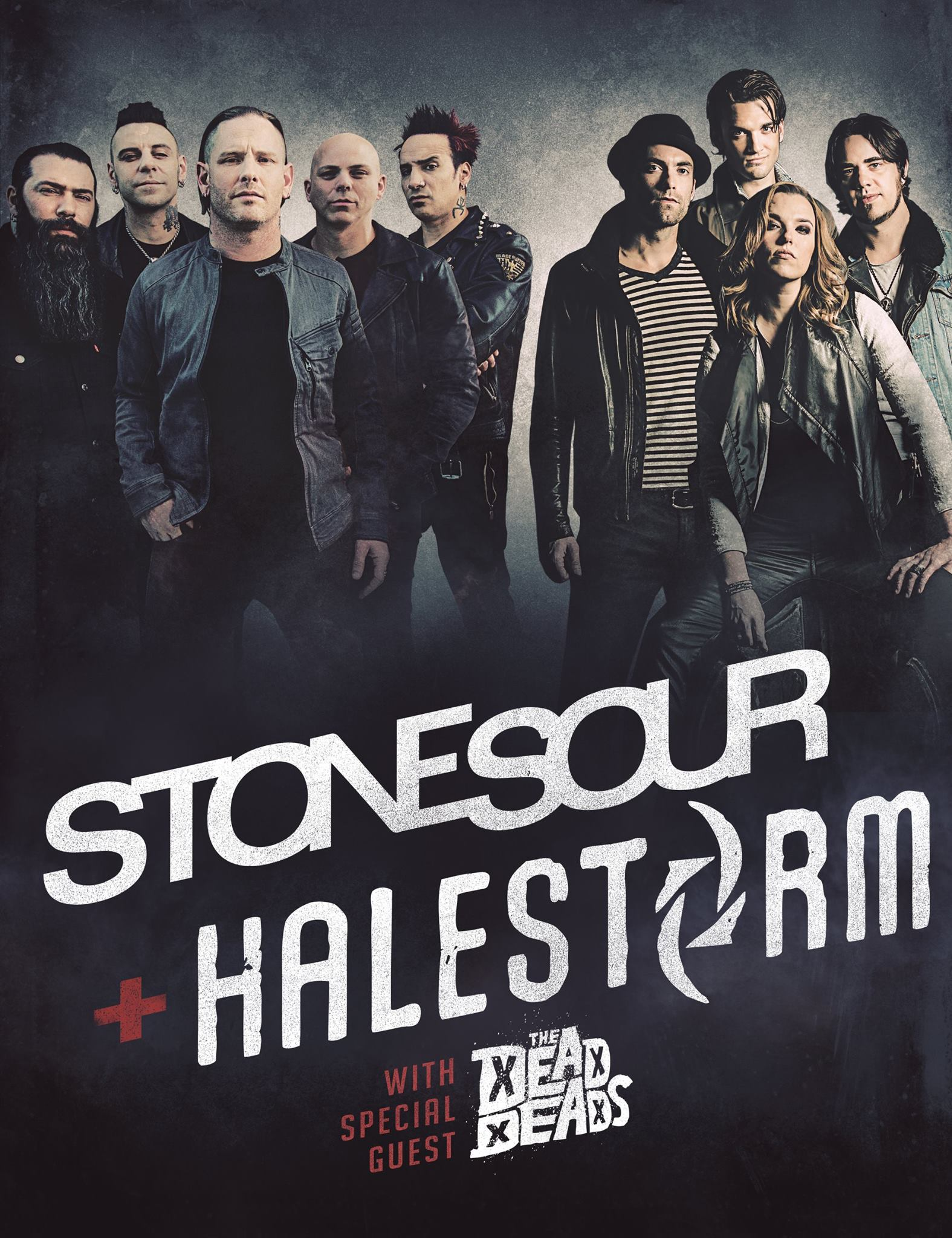 hitting the road with stone sour in 2018 halestormrocks official blog